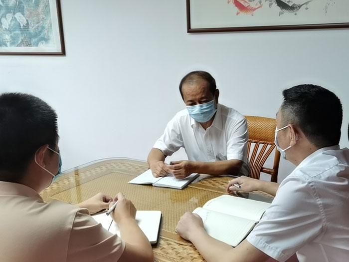嘉宾:深圳市信访局一级调研员吴振东